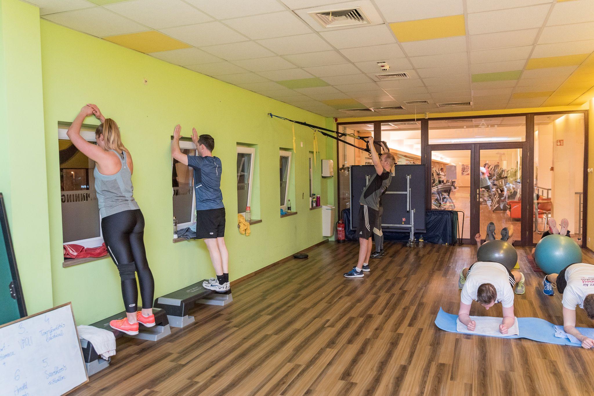 funkcionális edzés